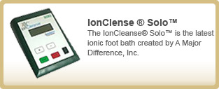 IonClense ® Solo ™